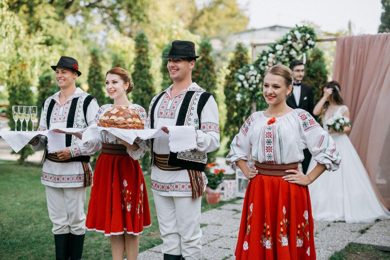 Поздравления на свадьбу на молдавском