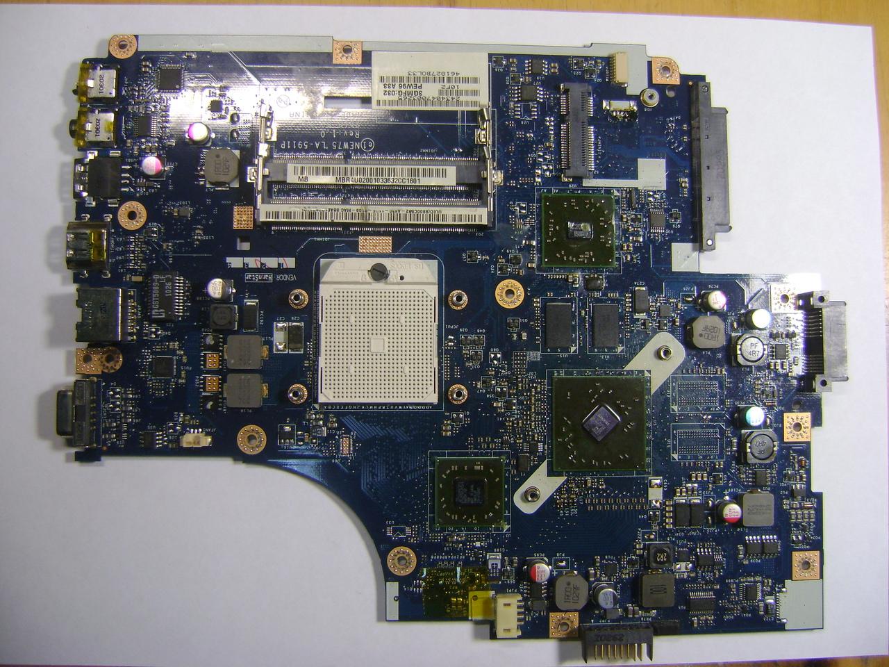 La 5911p rev 1.0 схема
