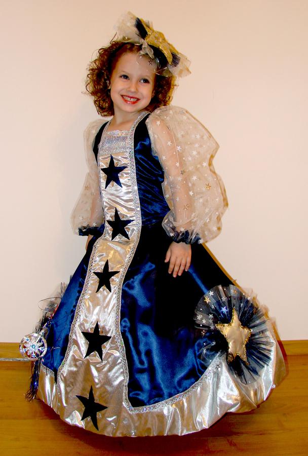 Карнавальный костюм своими руками звездочка