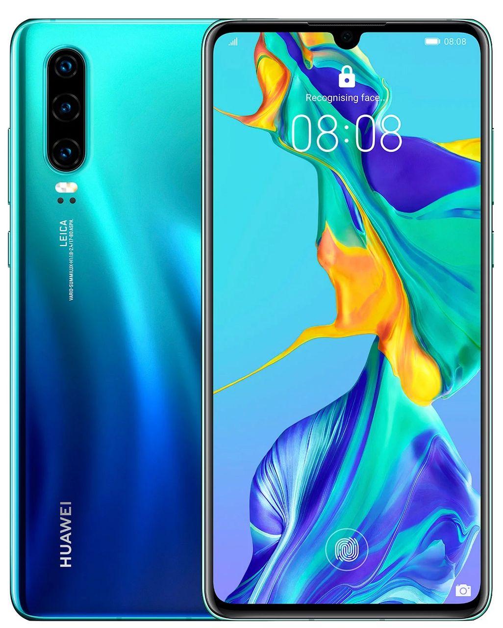 Huawei P30 и P30 Pro – супер цена с гарантией