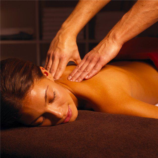 Классический массаж на дому москва