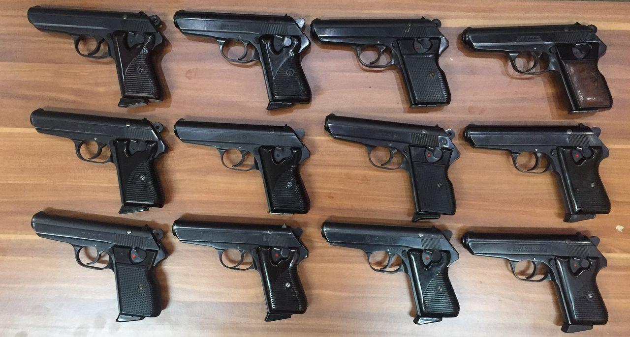 В этом году было совершено 250 умышленных убийств с применением огнестрельного оружия, 169 из них раскрыты, - Троян - Цензор.НЕТ 328