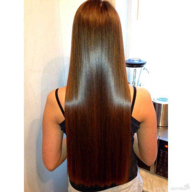 Кератиновое выпрямление волос в самаре цена
