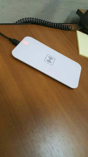 беспроводная зарядка для телефона в авто своими руками
