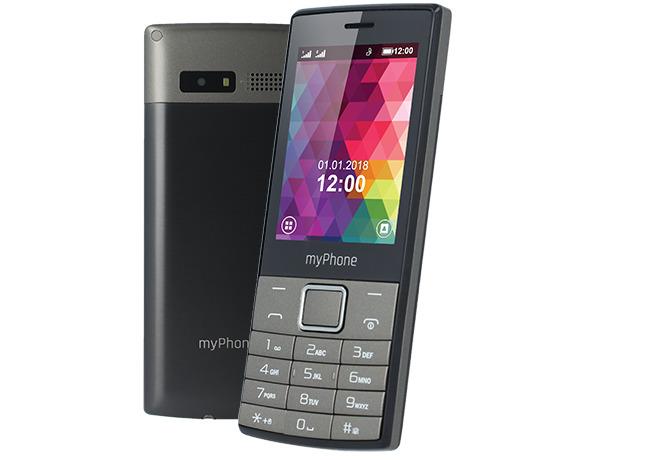 myPhone 7300 – удобные телефоны