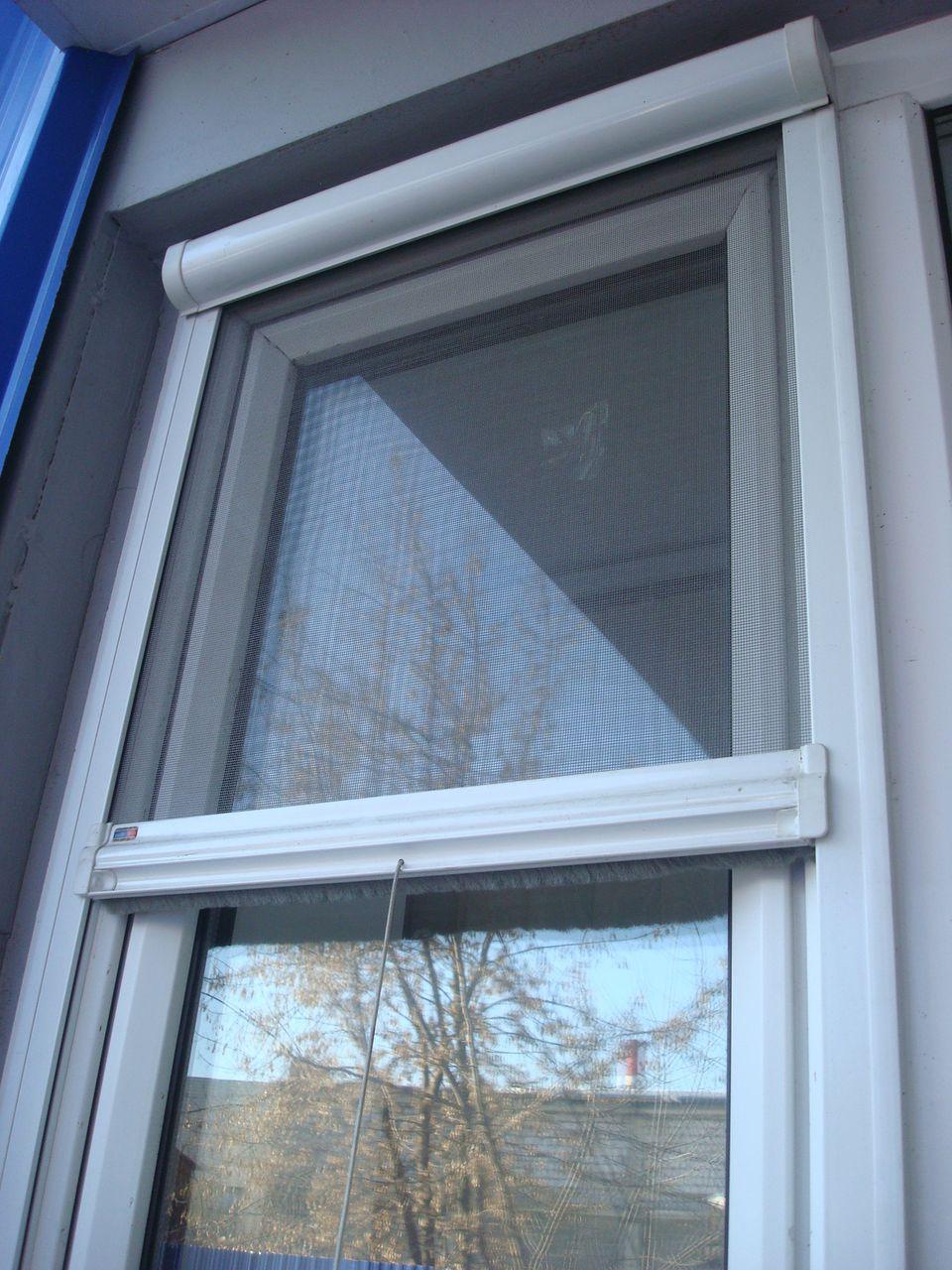 Москитные сетки на пластиковые окна, цена в москве купить ан.