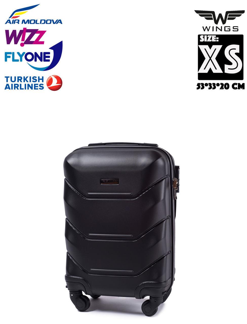 Valiza Pt Bagaj De Mana Din Polycarbonate Flyone Wizz Air Air
