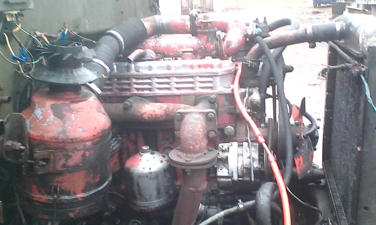 Двигатель трактора МТЗ-80, МТЗ-82 дымит