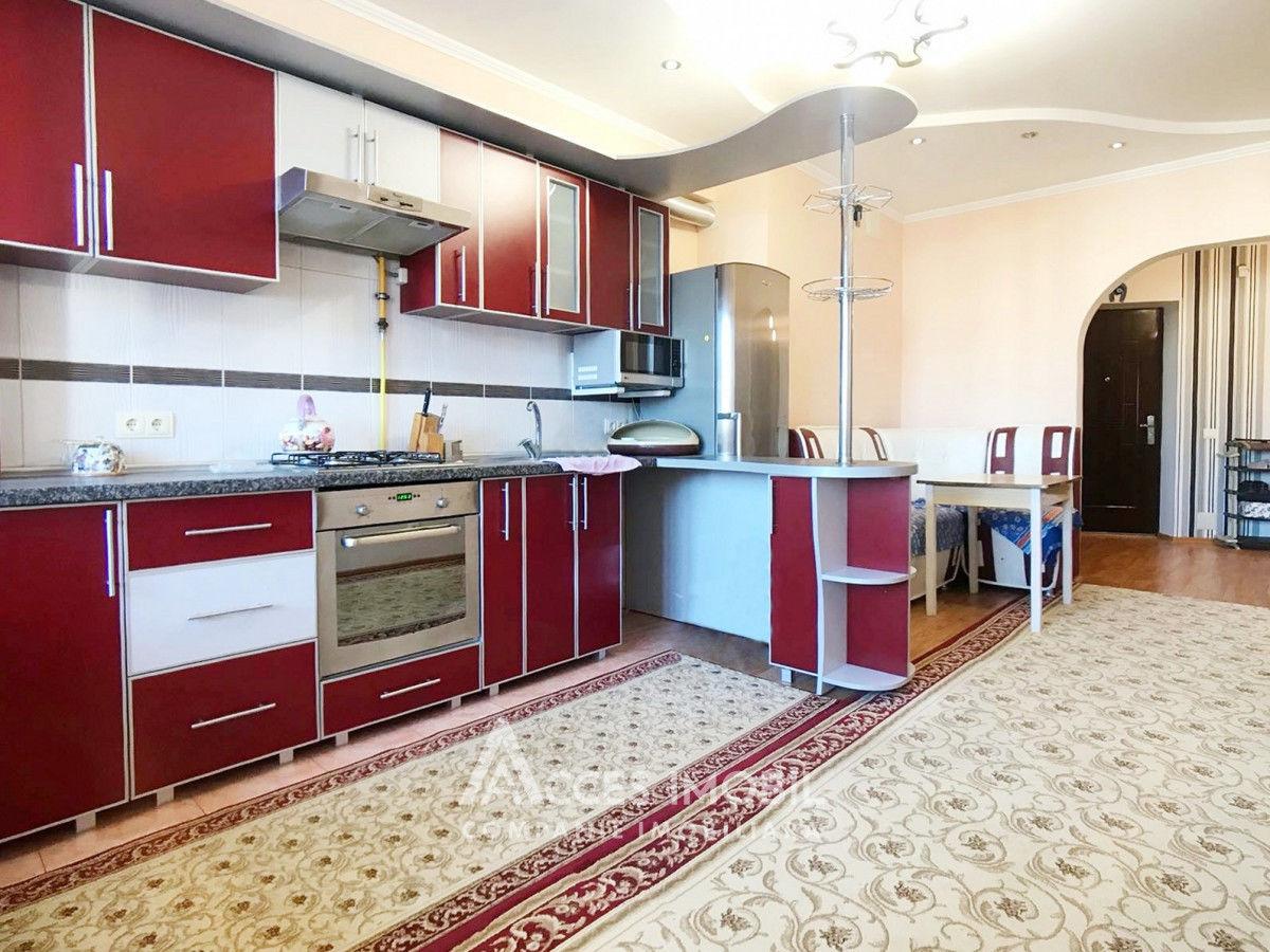 Bloc Nou bd Mircea cel Bătrân, Ciocana, 2 camere + living Euroreparație