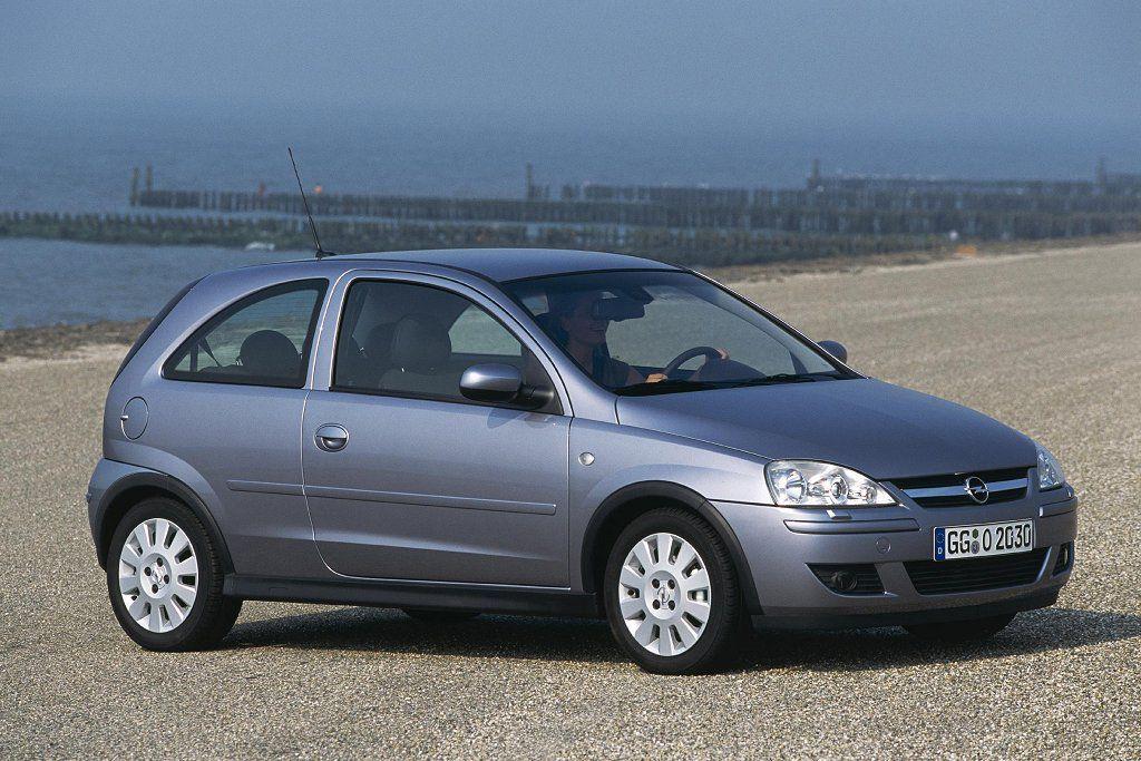 Opel corsa d ремонт