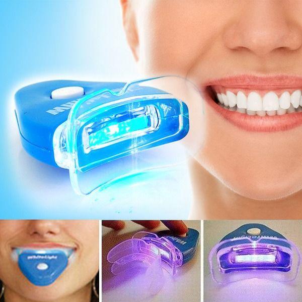 Отбеливание зубов White Light в Днепропетровске