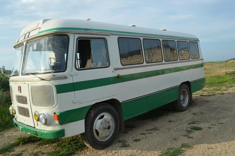 Жилой автобус своими руками