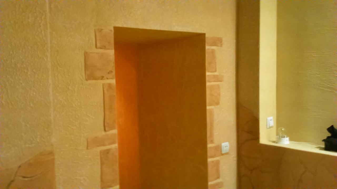 Tencuiala Decorativa De Interior.Tencuiala Decorativa De Interior Sergiu
