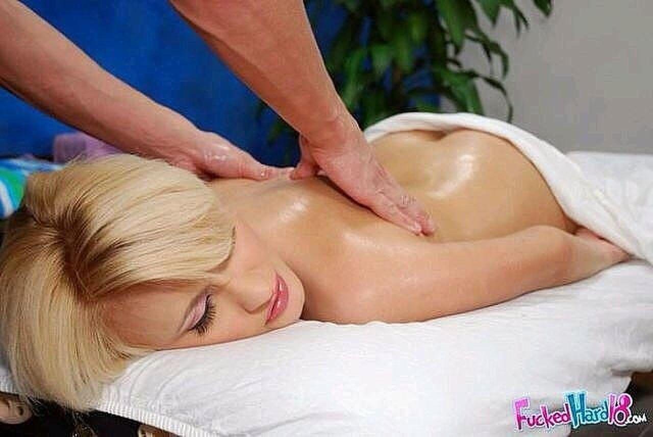 Порнуха показать масаж зделал 13 фотография