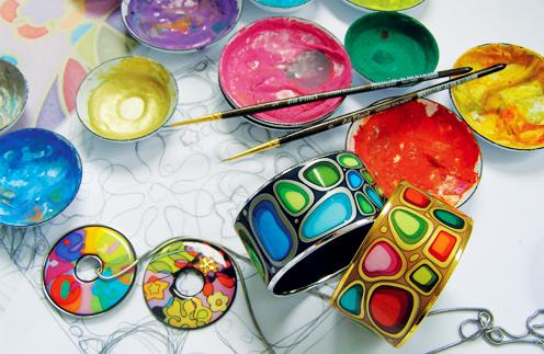 Ювелирная эмаль изготовление и ремонт украшений с ювелирной эмалью.