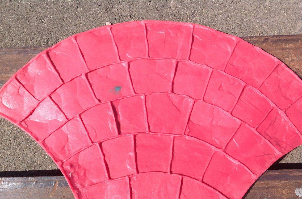 Штампы для декоративного бетона своими руками