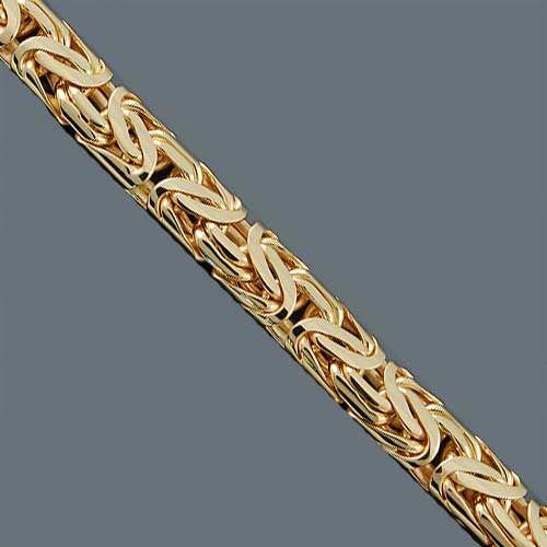 Плетение цепочек из золота лисий хвост