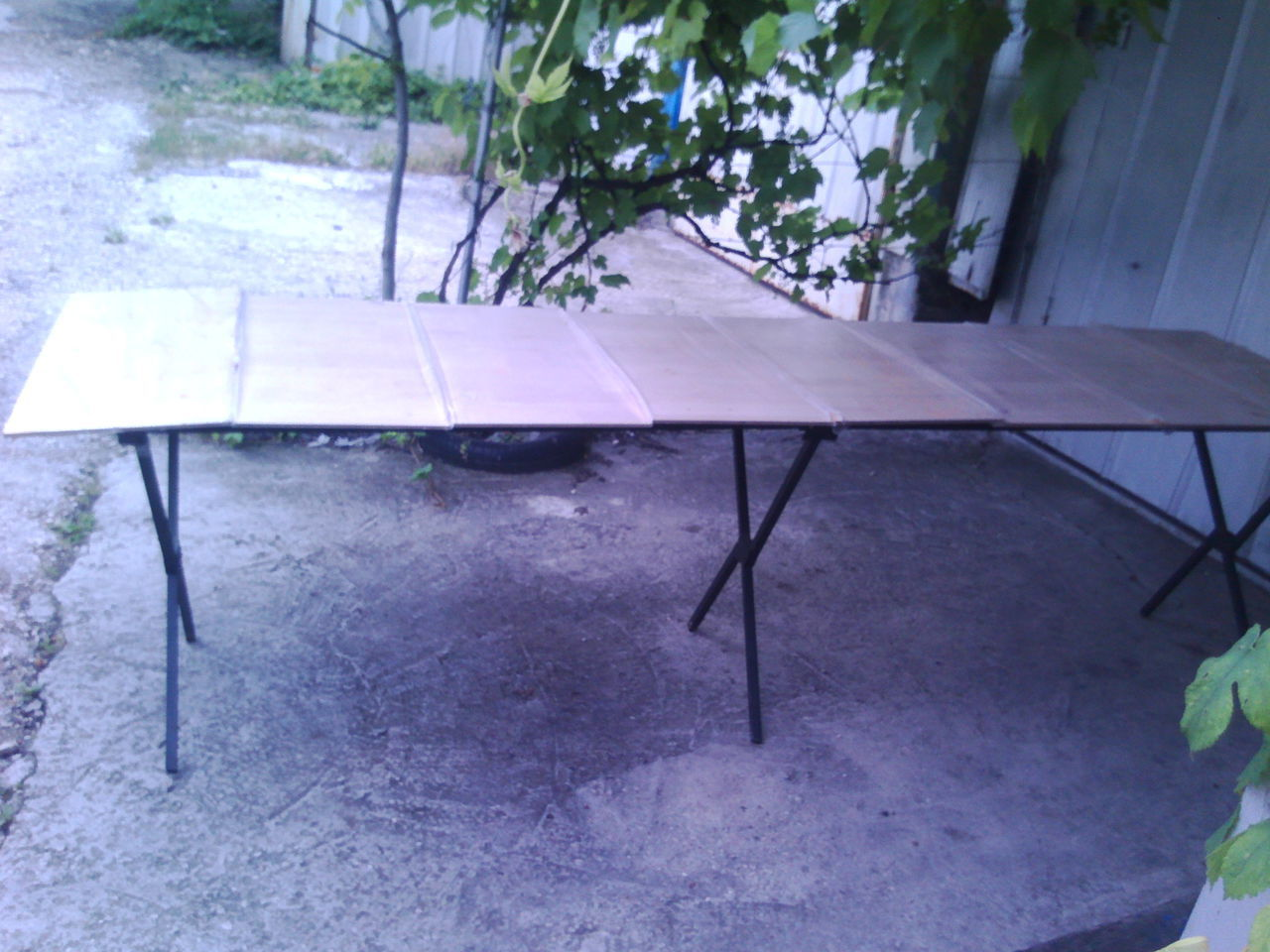 Как сделать столик для торговли своими руками 63