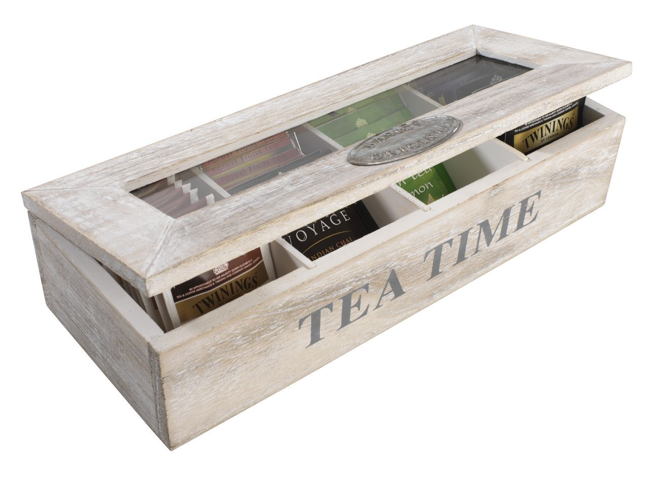 Коробки для хранения чая в пакетиках