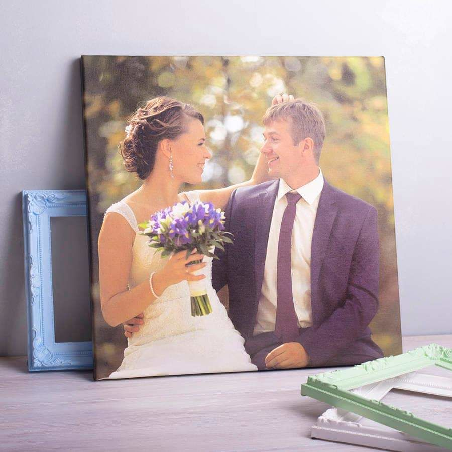 фотопечать на свадьбе пень, конечно