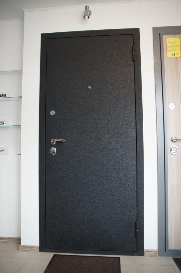 двери стальные индивидуальный заказ