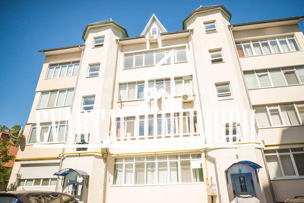 Se vinde apartament cu 3 odăi, amplasat în sect Botanica pe str-la Pictor Mihail Grecu 65 800 EUR