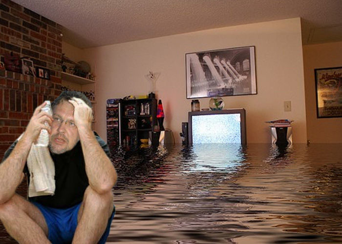 Потоп был только на кухне — вам придется чем-то пожертвовать ради любви.