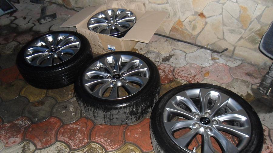 Шины бу, легкосплавные диски б/у запаска зимняя резина, летние покрышки, всесезонные колеса