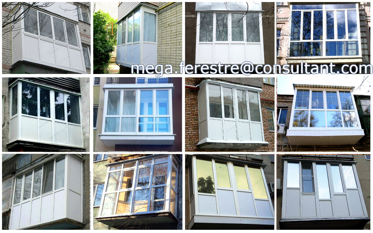 Окна пвх, стеклопакеты, двери пвх, остекление балконов лоджи.