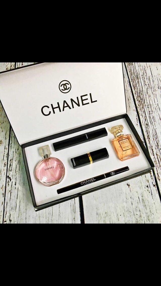 Set Chanel 5 în 1 Ofertă Fenomenală