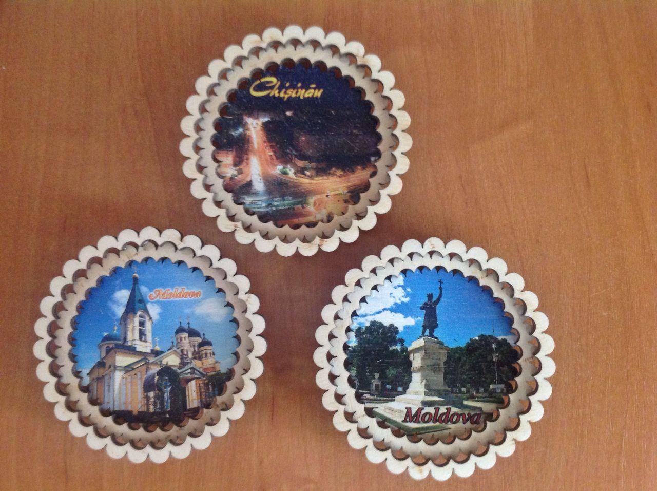 сувенирные магниты на холодильник с фото трех советских