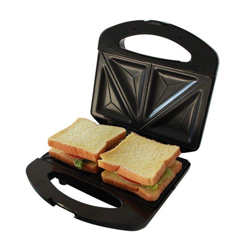 как пользоваться сэндвич тостером фото