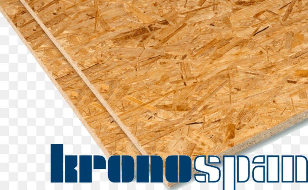 Oriented Strand Board - OSB - Foremost Trade