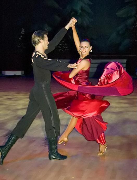 секс моменты из бальных танцев фото