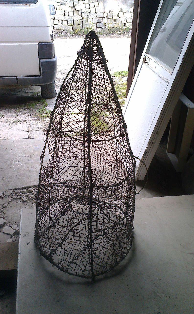 понять, фото самоловы для рыбы из сетки это часть боковой