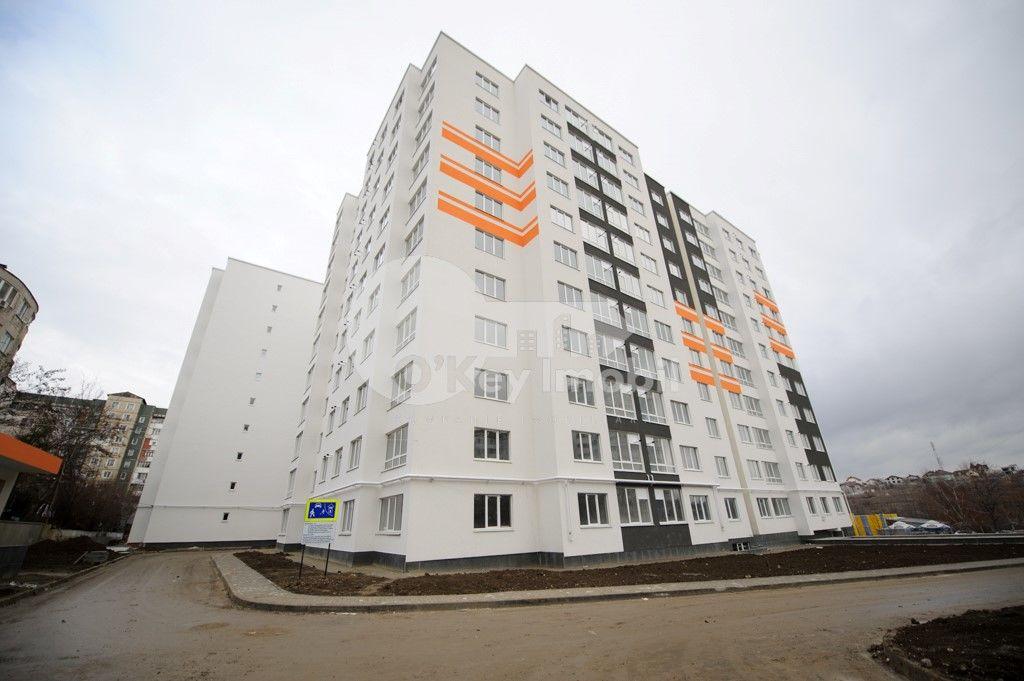 Apartament cu 1 cameră, 49 mp, varianta albă, Ciocana, 28044 EUR