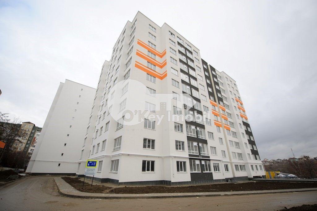 Ciocana, Complex nou  1 cameră, versiune albă, încălzire autonomă, 28270 EUR