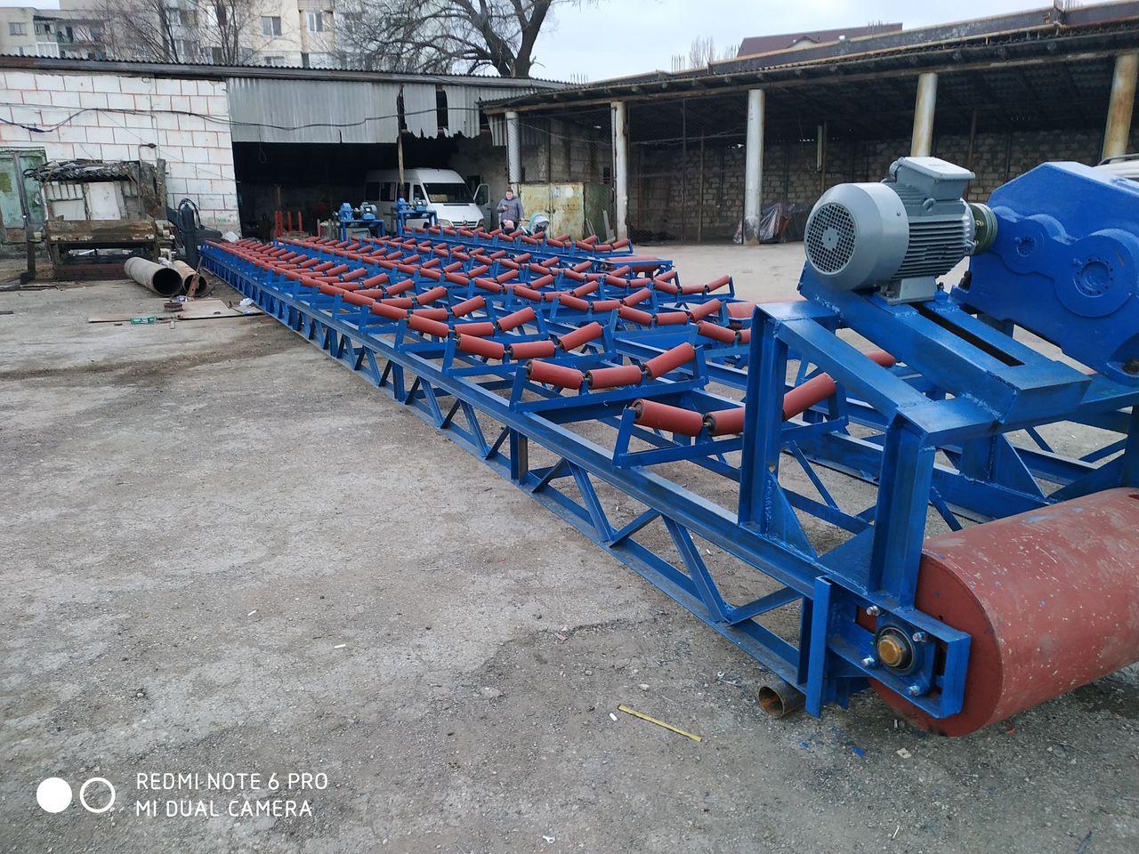 Дробилка транспортер конструкция тягового органа конвейера