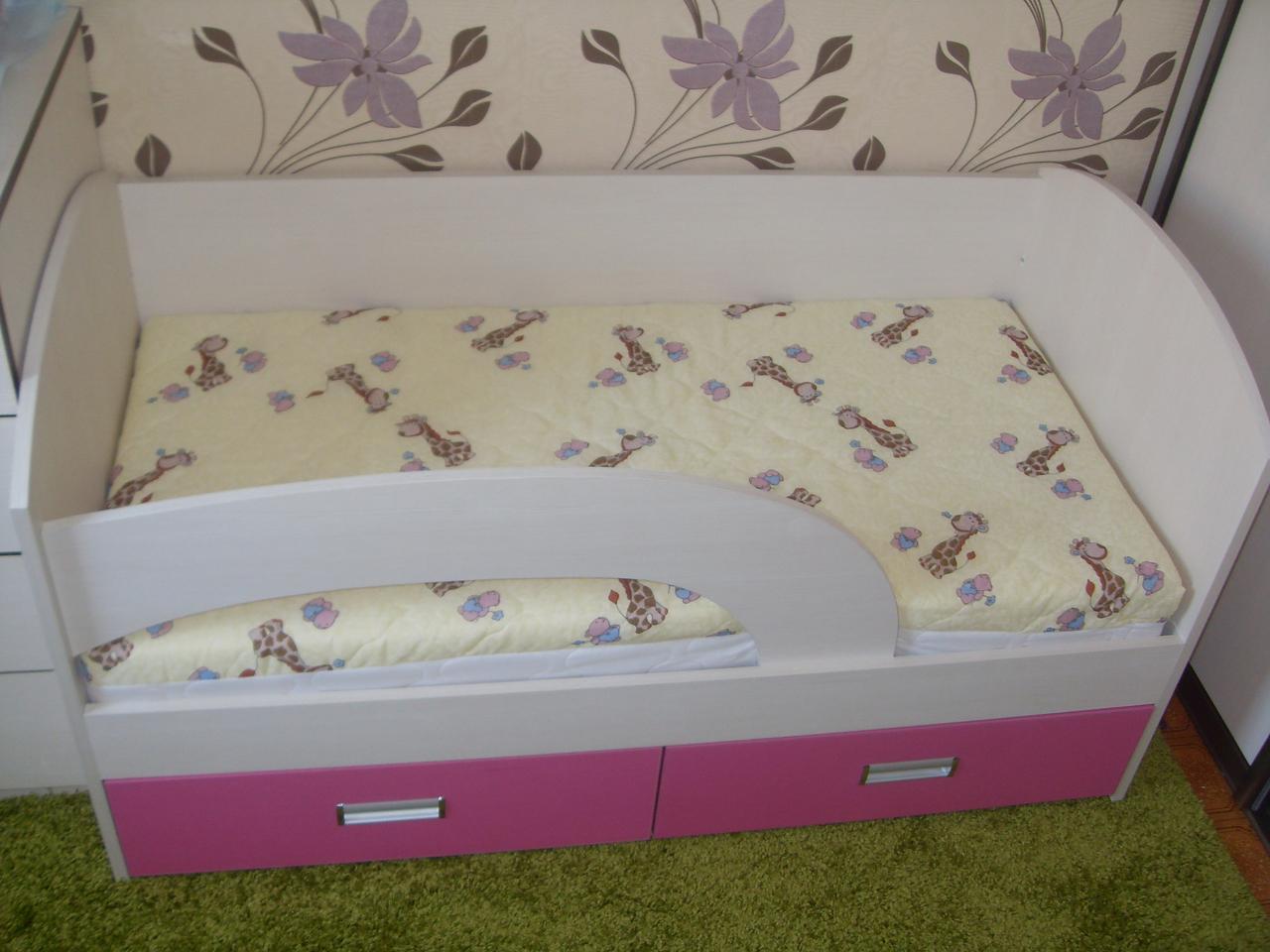 Детская кроватка с бортиками своими руками