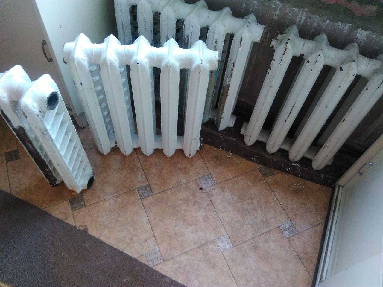 виды чугунных радиаторов отопления фото