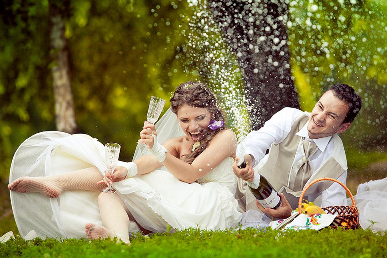Свадебные фото советы кипящий