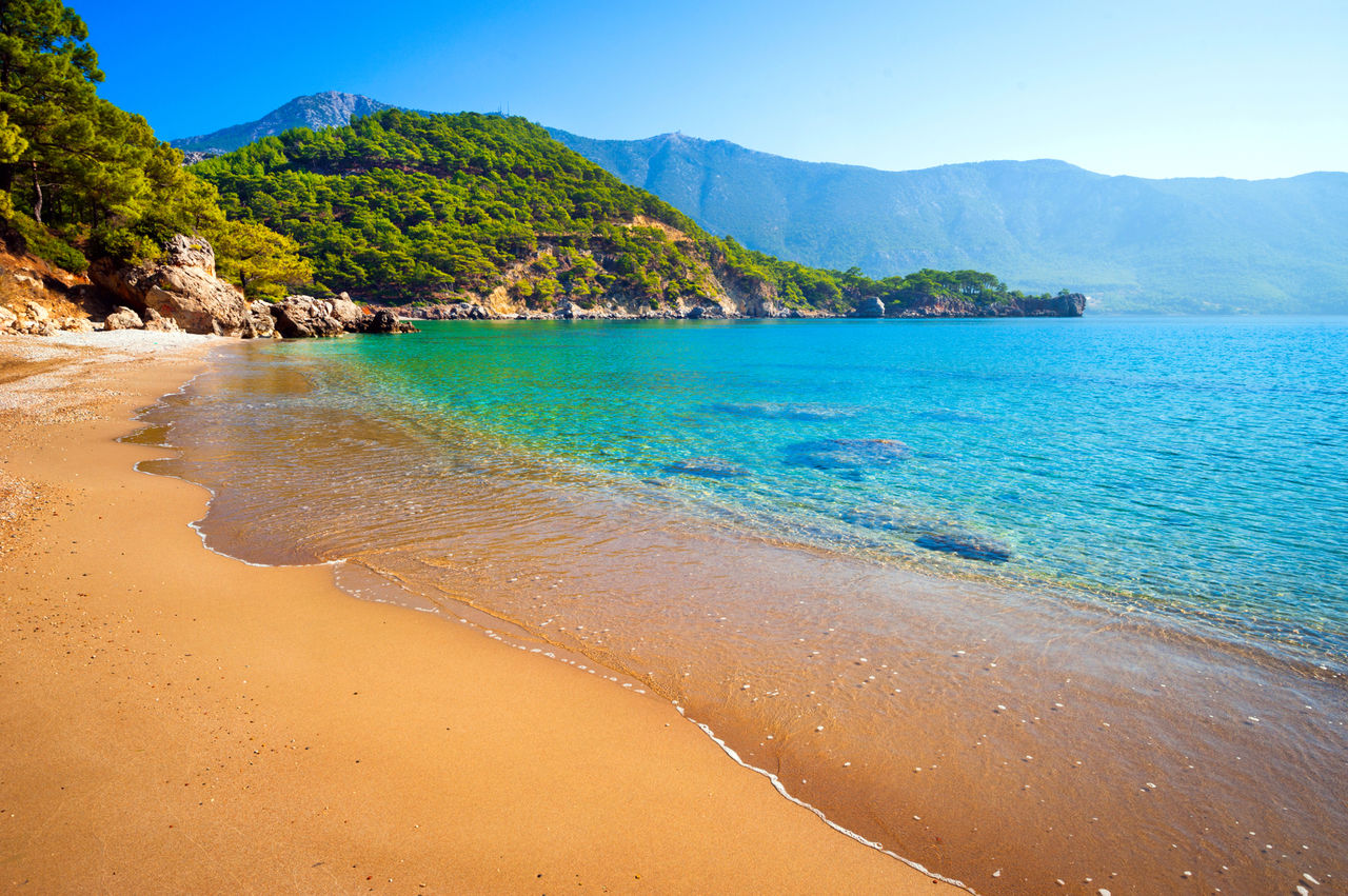 Лучшие песчаные пляжи Турции - описание, фото 21