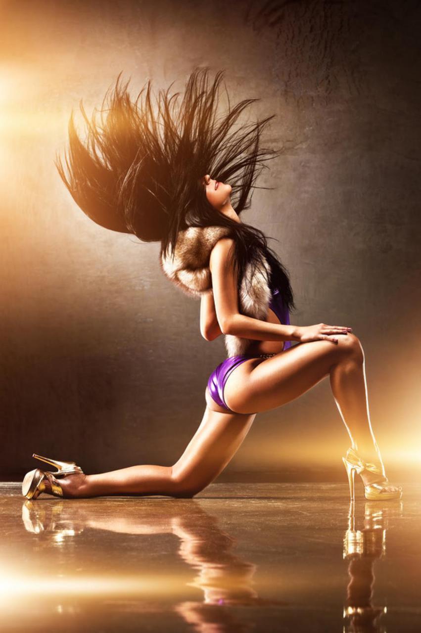 Сексуальные девушки танцуют 9 фотография