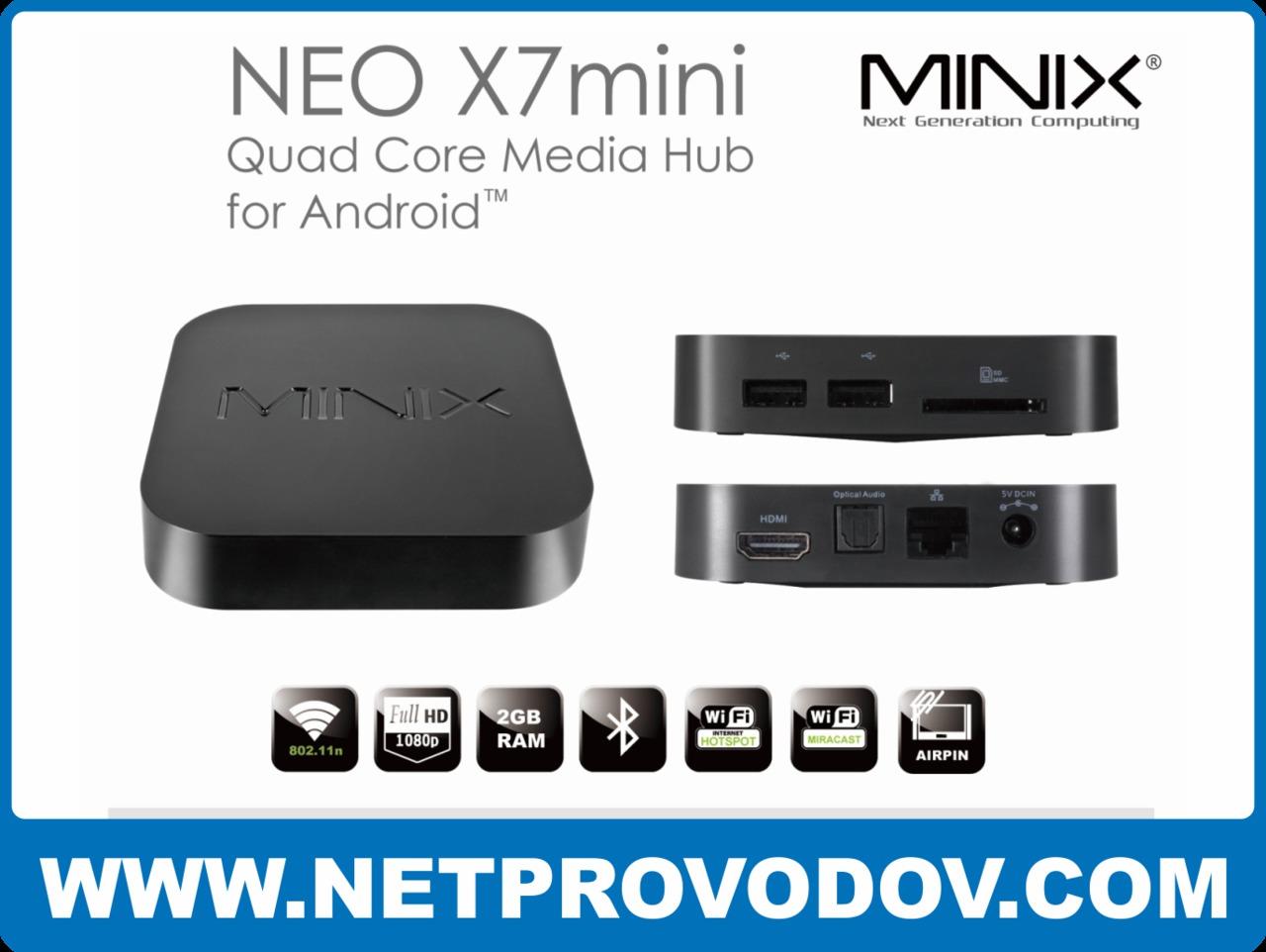 Мини ПК MiniX Neo X8-H-Plus