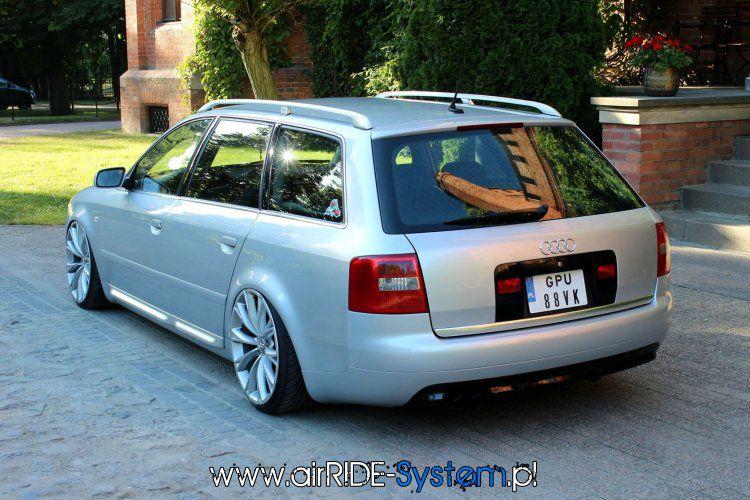 Audi a6 c5 тюнинг своими руками 73