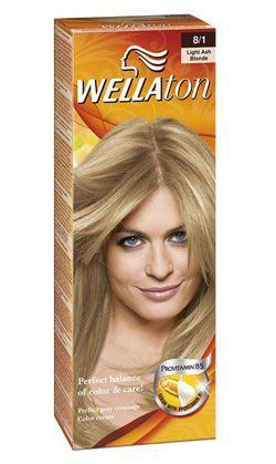 Vopsea De Par Wellaton Nr81 Blond Cenusiu Pret 60 Lei