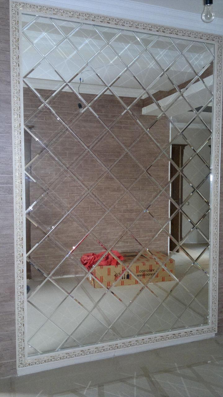 Поделки из зеркала и стекла 8