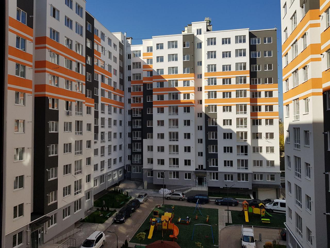 apartament cu euroreparatie, Telecentru