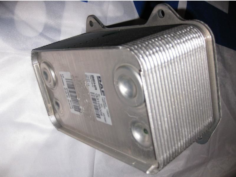 Теплообменник на daf Кожухотрубный конденсатор Alfa Laval CDEW-1040 T Балаково