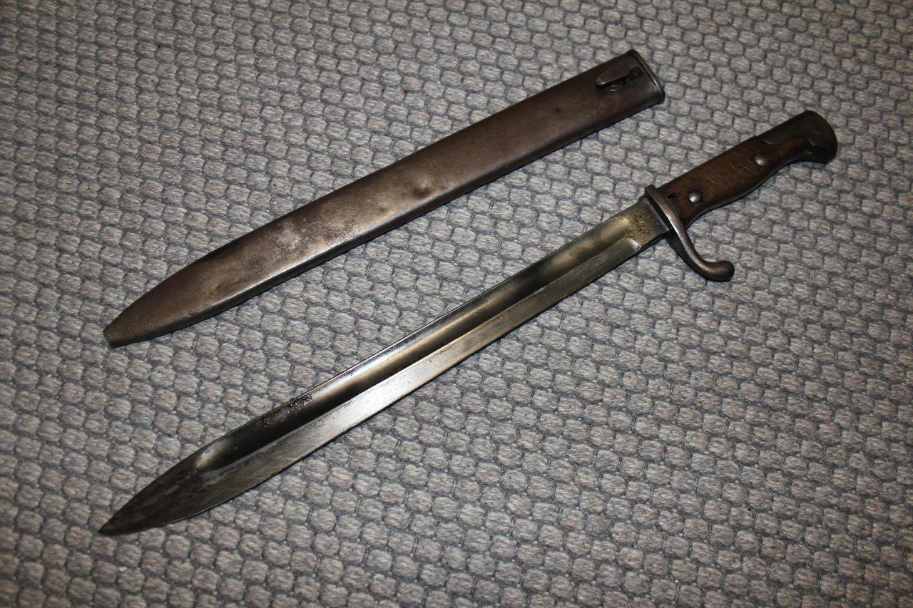 дневной образ виды немецких штык ножей фото мудрости